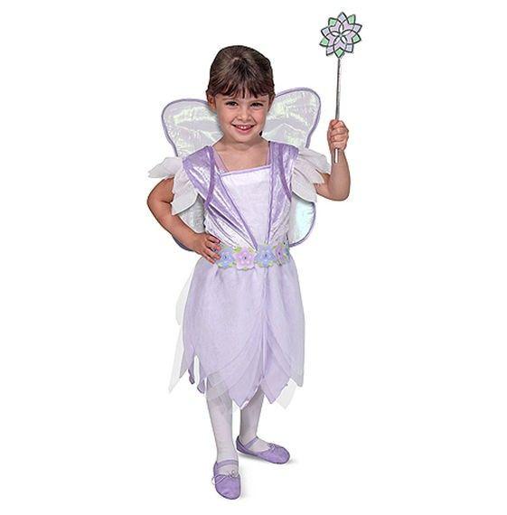 Kostüm Fee, Alter 3-6 Jahre, 3-teilig