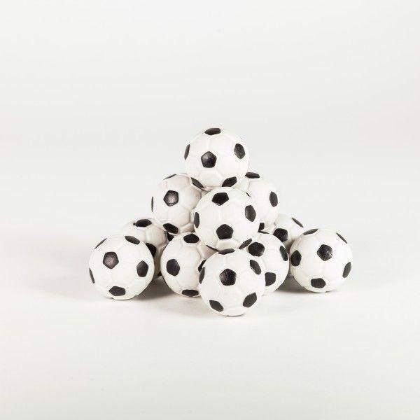 Flummis Fußball, 12 Stück