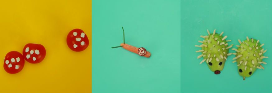 1, 2, 3 - für diese Snacks flattern alle Feen herbei! • Foto: U. Miers, Foodproduktion: Dagmar von Cramm