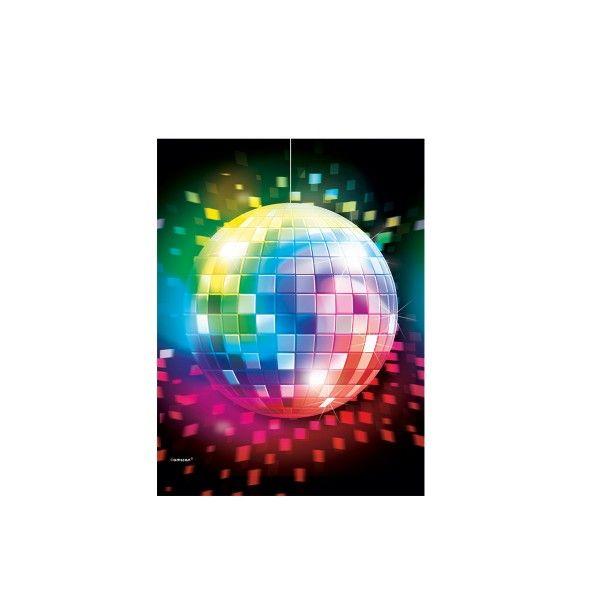 Tischdecke Disco 135x258cm