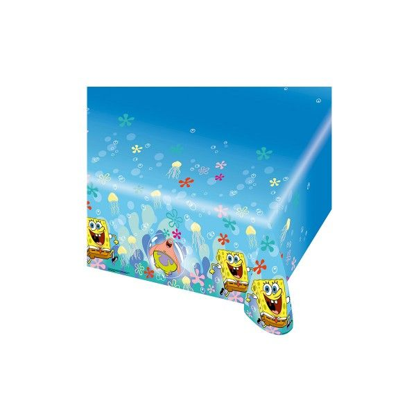Tischdecke SpongeBob, 200x180cm