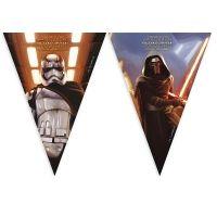 Wimpelkette Star Wars, 2,3m