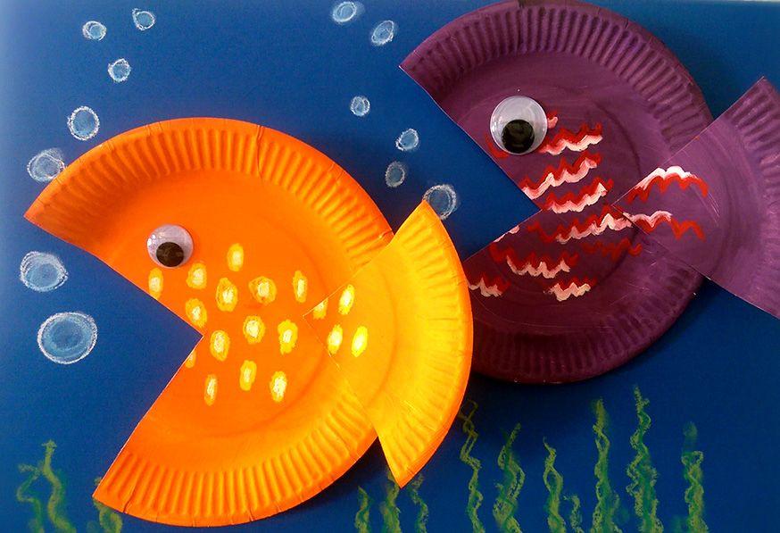 dekoidee für die unterwasserparty  tambini