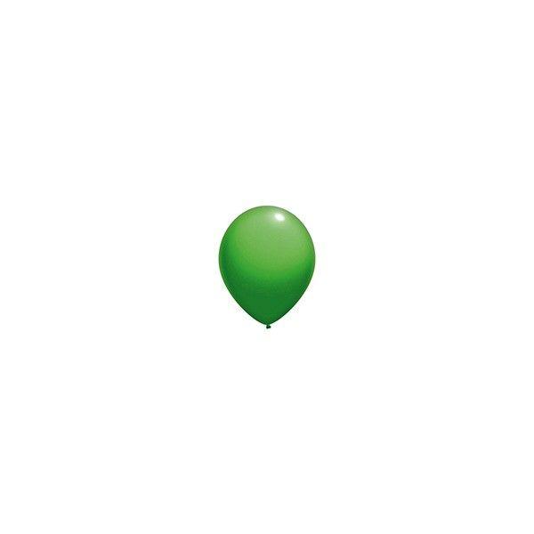 Luftballons, Grün, 10 Stück