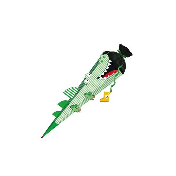 T1142734-Schultueten-Bastelset-Krokodil-80-cm