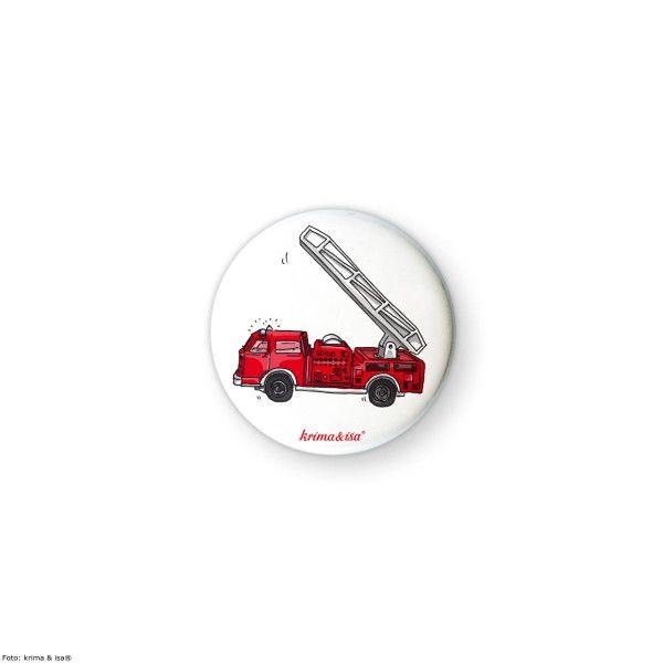 Button Feuerwehr,