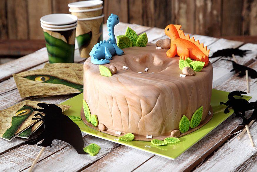 Rezept Schneller Dinosaurierkuchen Kinderrezepte De