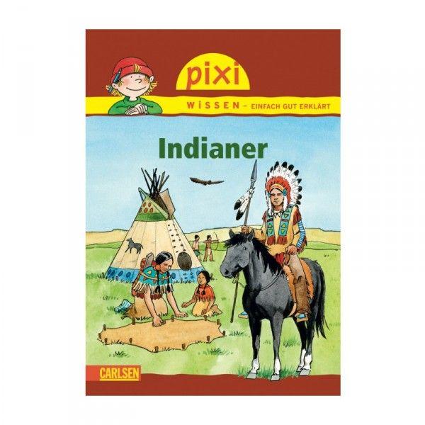 Pixi Wissen Indianer