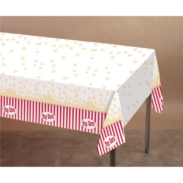 Tischdecke Popcorn137x274cm