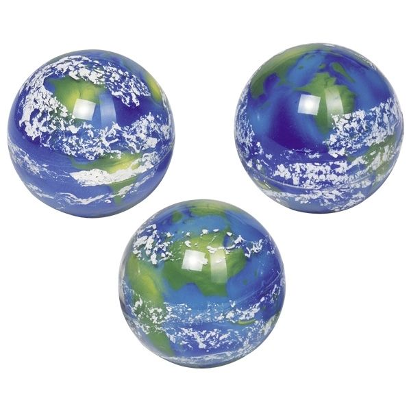 Flummi Erde, 1 Stück