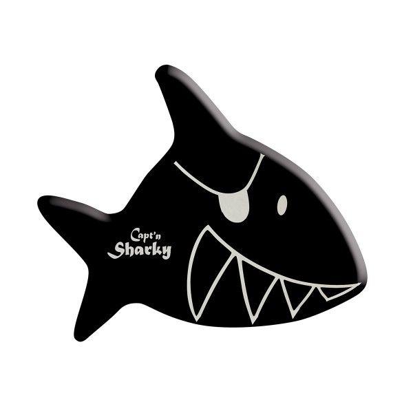 Capt'n Sharky Hai-Radierer, ca. 5x1,8x6cm