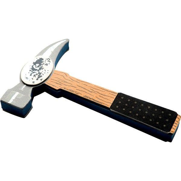 Moosgummi Hammer, 21,5x14cm