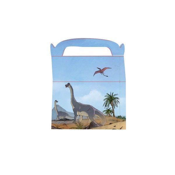Partyboxen Dino, 6 St