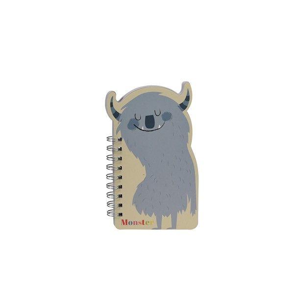 Notizbuch Monster