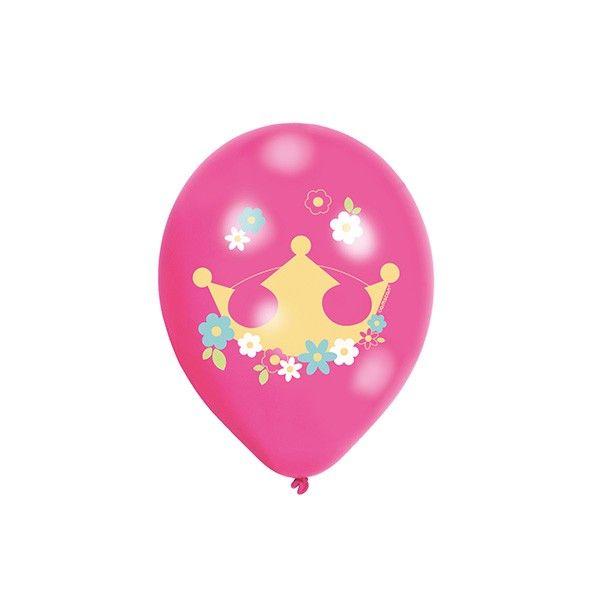 T1142128-Luftballons-Prinzessin-6-Stueck-1