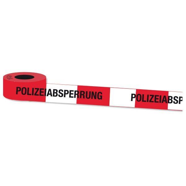 Absperrband Polizei, 10m
