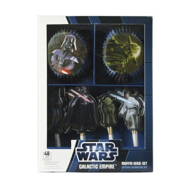 Star Wars Muffinset , 48-teilig