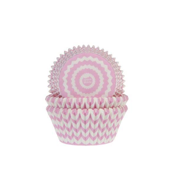 T1142571-Muffinfoermchen-Chevron-pink-50-Stueck