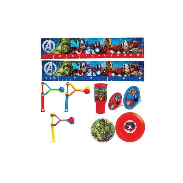 T1142218-Mitgebselset-Avengers-48-teilig