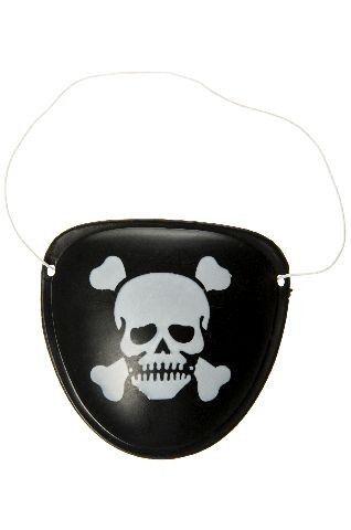 Augenklappe Pirat
