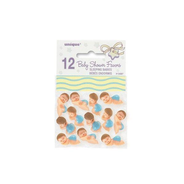 T1142041-Deko-Babys-mit-Windel-blau-12-Stueck