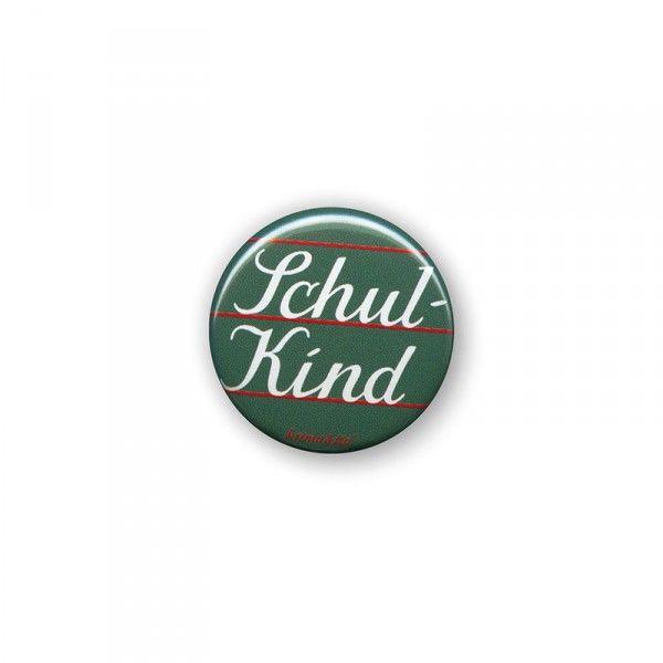 Button Schulkind, ø 2,5cm