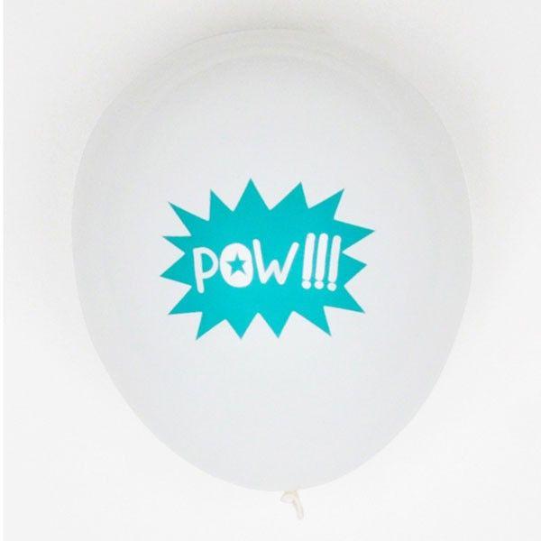 Luftballons-Superheld-5-Stueck-neu