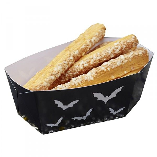 Snack Box Halloween Sarg, 5 Stück