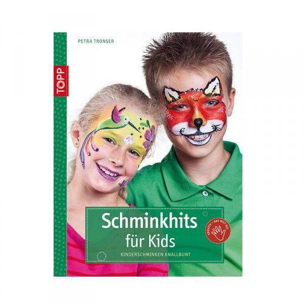 Buch Schminktipps für Kids