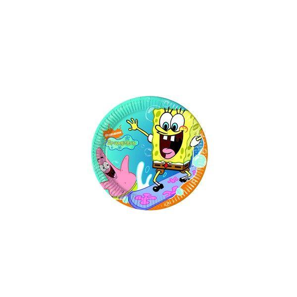 SpongeBob Pappteller,