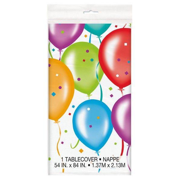 Tischdecke Ballons, 137x213cm