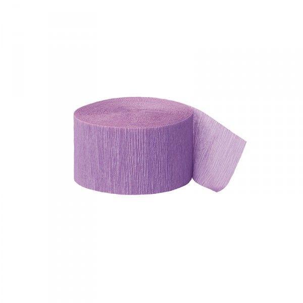 Kreppband lila/lavendel