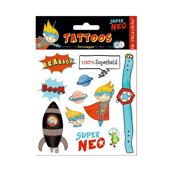 Super Neo Tattoos