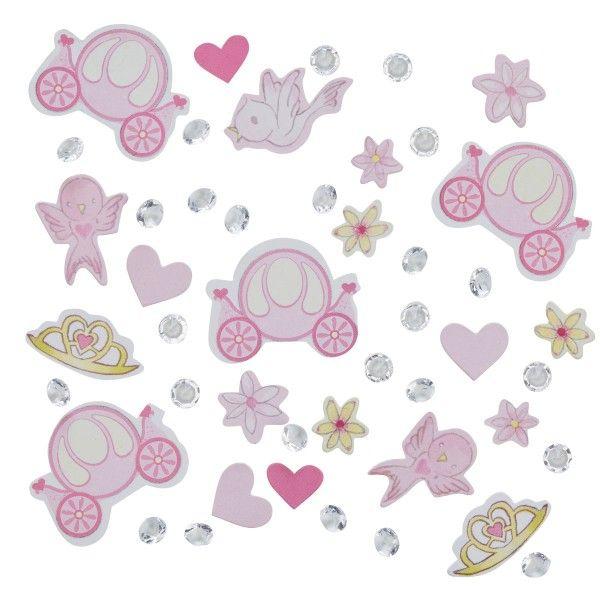 Konfetti Prinzessin, rosa, 14g