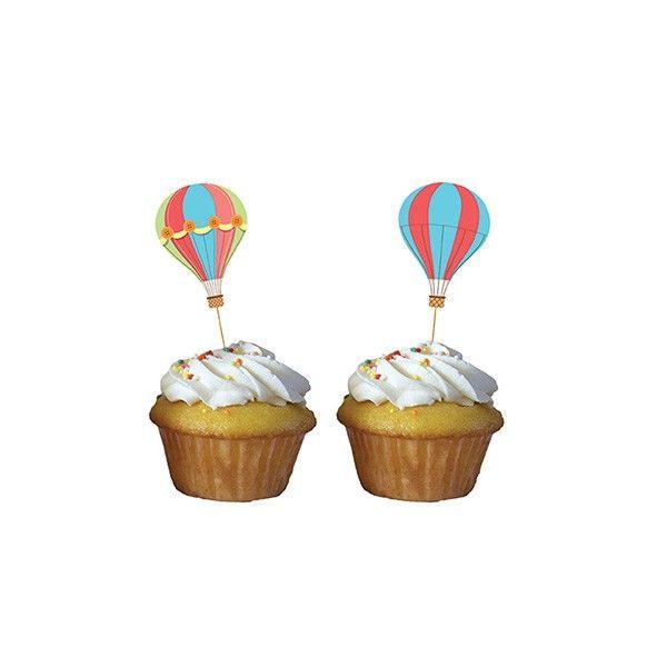 Partypicker-Heissluftballon-12-Stueck