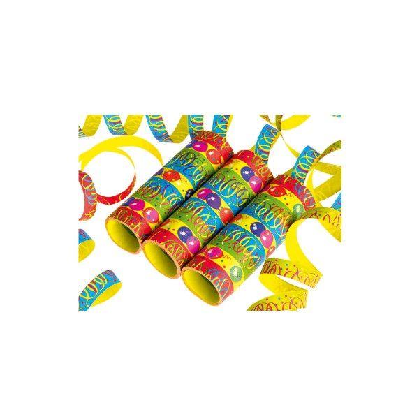 Luftschlangen Ballons, 3 St