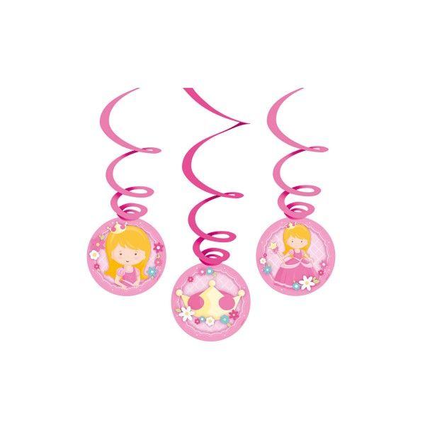 T1142132-Deko-Spiralen-Prinzessin-6-Stueck