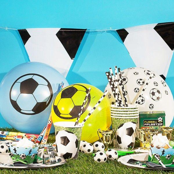 Fußball Box inkl. Mottokarten