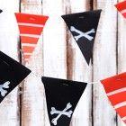 Dekoidee-fur-die-Piratenparty-Wimpelkette