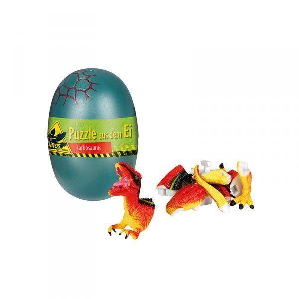 3D-Puzzle Dino aus dem Ei, 1 Stück
