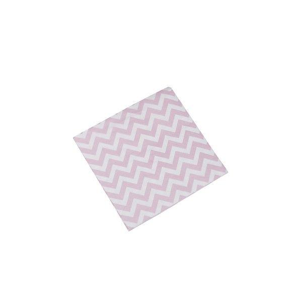 Servietten-Pink-Chevron-Divine
