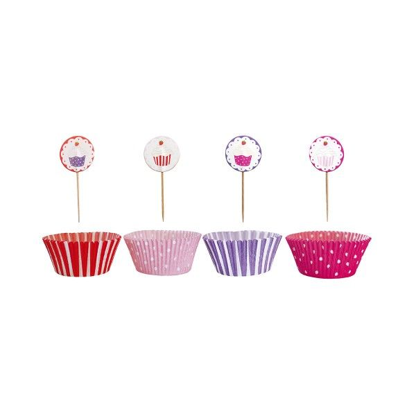 Cupcake Set F