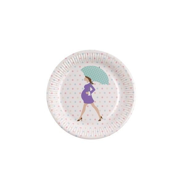 Pappteller-Baby-Shower-23cm-8-Stueck
