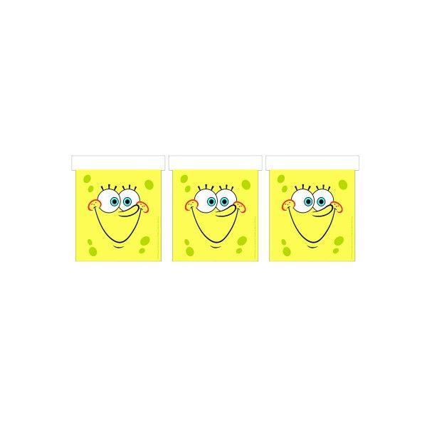 SpongeBob Wimpelgirlande
