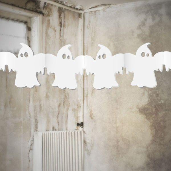 Girlande Geister, 15,5x300cm