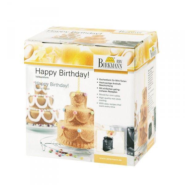 Backform Happy Birthday