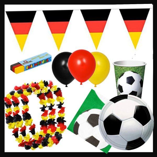 Fußball EM Box für die ganze Familie