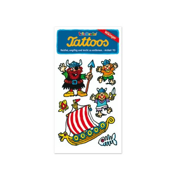 Tattoos Wikinger