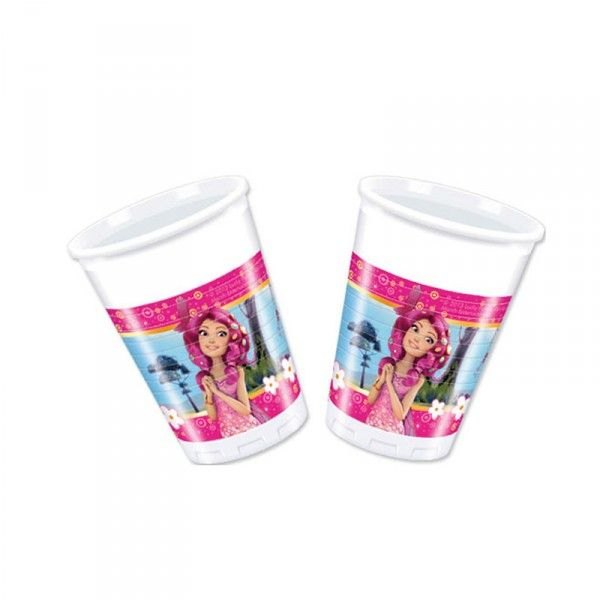 Partybecher Mia and me, 200ml, 8 Stück