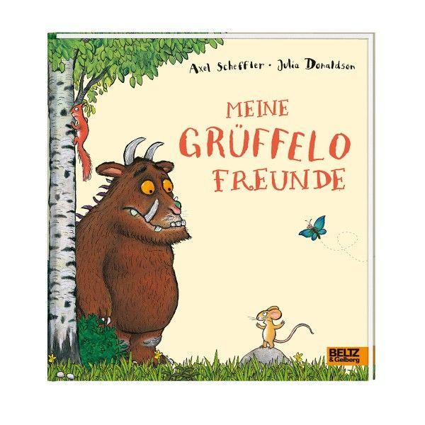 Grüffelo Freundebuch